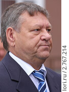 Купить «Валерий Сердюков, губернатор Ленинградской области», фото № 2767214, снято 1 сентября 2011 г. (c) Александр Тарасенков / Фотобанк Лори