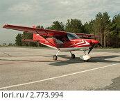 Самолет (2011 год). Редакционное фото, фотограф Олег Яковлев / Фотобанк Лори