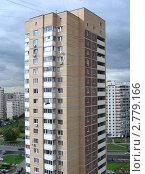 Купить «Москва. Вид на район Новокосино», эксклюзивное фото № 2779166, снято 5 сентября 2011 г. (c) lana1501 / Фотобанк Лори