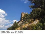 Купить «Генуэзская крепость», фото № 2784686, снято 4 августа 2011 г. (c) Михаил Фёдоров / Фотобанк Лори