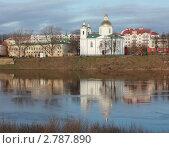 Богоявленский собор (2009 год). Стоковое фото, фотограф Андрей Марцинкевич / Фотобанк Лори