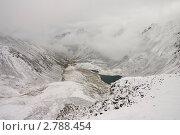 Купить «Восточный Саян. Тункинские гольцы. Перевал Шумак.», фото № 2788454, снято 7 сентября 2011 г. (c) Sergey / Фотобанк Лори