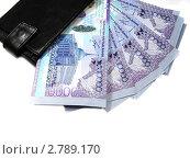 Купить «Банкноты Казахстана», эксклюзивное фото № 2789170, снято 19 февраля 2011 г. (c) Blekcat / Фотобанк Лори