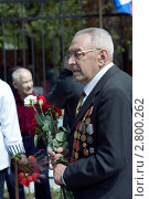 Ветеран (2011 год). Редакционное фото, фотограф Арсёнова Галина / Фотобанк Лори