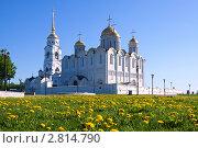 Купить «Успенский собор во Владимире», фото № 2814790, снято 23 мая 2011 г. (c) Яков Филимонов / Фотобанк Лори