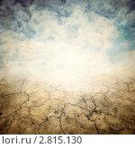 """Купить «Фон """"Земля и небо""""», фото № 2815130, снято 25 июля 2010 г. (c) Anelina / Фотобанк Лори"""