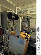 Купить «Международный авиационно-космический салон МАКС-2011. Тренажер танка Т-90», фото № 2817786, снято 20 августа 2011 г. (c) Игорь Долгов / Фотобанк Лори