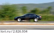 Скорость. Стоковое фото, фотограф Александр Бербасов / Фотобанк Лори