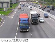 Купить «Москва. МКАД», эксклюзивное фото № 2833882, снято 21 сентября 2011 г. (c) lana1501 / Фотобанк Лори