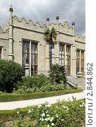 Купить «Крым, парк Воронцрвского дворца», эксклюзивное фото № 2844862, снято 10 сентября 2011 г. (c) Дмитрий Неумоин / Фотобанк Лори