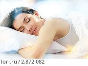 Купить «Сладкий сон», фото № 2872082, снято 27 июня 2011 г. (c) Константин Юганов / Фотобанк Лори