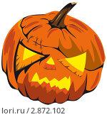 Тыква. Фонарь на Хеллоуин. Стоковое фото, фотограф Светлана Боронина / Фотобанк Лори