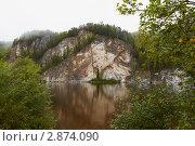 Вид на Писаный Камень. Стоковое фото, фотограф Павел Спирин / Фотобанк Лори
