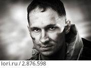Купить «Солдат», фото № 2876598, снято 13 сентября 2011 г. (c) katalinks / Фотобанк Лори