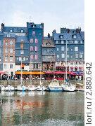 Купить «Онфлёр. Нормандия. Франция», фото № 2880642, снято 8 октября 2011 г. (c) Екатерина Овсянникова / Фотобанк Лори