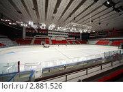 Купить «Ледовый дворец», фото № 2881526, снято 20 февраля 2010 г. (c) Losevsky Pavel / Фотобанк Лори