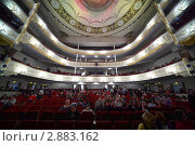 Купить «Московский театр оперетты», фото № 2883162, снято 7 марта 2010 г. (c) Losevsky Pavel / Фотобанк Лори