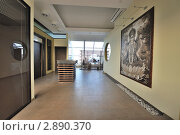 Купить «Интерьер офиса», фото № 2890370, снято 17 мая 2011 г. (c) Илья Лиманов / Фотобанк Лори