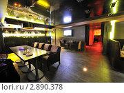 Купить «Интерьер ночного клуба», фото № 2890378, снято 17 мая 2011 г. (c) Илья Лиманов / Фотобанк Лори