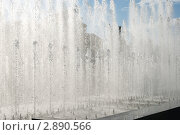 Купить «Фрагмент фонтана на площади Ленина в Санкт-Петербурге», фото № 2890566, снято 17 сентября 2011 г. (c) Elena Monakhova / Фотобанк Лори