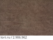 Вельветовая ткань. Стоковое фото, фотограф Павел Воробьёв / Фотобанк Лори