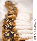 Шоколадные пирожные. Стоковое фото, фотограф Иван Коваленко / Фотобанк Лори
