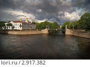 Перед дождем (2011 год). Стоковое фото, фотограф Терещенко Марина / Фотобанк Лори