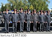Купить «Офицеры полиции», эксклюзивное фото № 2917830, снято 15 сентября 2011 г. (c) Free Wind / Фотобанк Лори