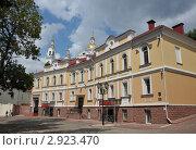 Купить «Улица Толстого в Витебске», эксклюзивное фото № 2923470, снято 29 июня 2011 г. (c) Free Wind / Фотобанк Лори
