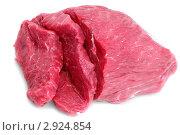 Купить «Нарезанная говядина», фото № 2924854, снято 1 ноября 2011 г. (c) Vitas / Фотобанк Лори