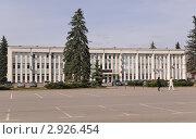 Купить «Главное здание администрации на ВВЦ (ВДНХ)», эксклюзивное фото № 2926454, снято 21 апреля 2011 г. (c) Алёшина Оксана / Фотобанк Лори