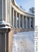 Колоннада Архангельское (2010 год). Редакционное фото, фотограф Федоров Владимир / Фотобанк Лори