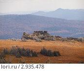 Купить «Национальный парк Зюраткуль. Нургуш», фото № 2935478, снято 16 октября 2011 г. (c) Andrey M / Фотобанк Лори