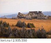Купить «Национальный парк Зюраткуль. Нургуш», фото № 2935550, снято 16 октября 2011 г. (c) Andrey M / Фотобанк Лори