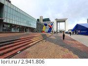 Купить «Де Фанс. Париж», фото № 2941806, снято 6 октября 2011 г. (c) Яна Королёва / Фотобанк Лори