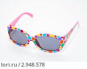 Купить «Солнечные очки», фото № 2948578, снято 10 ноября 2011 г. (c) Кекяляйнен Андрей / Фотобанк Лори