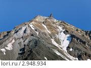Камчатка. Корякский вулкан (Корякская сопка), фото № 2948934, снято 11 августа 2011 г. (c) А. А. Пирагис / Фотобанк Лори