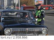 Купить «Проверка документов», эксклюзивное фото № 2958866, снято 14 октября 2011 г. (c) Free Wind / Фотобанк Лори