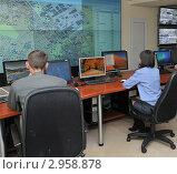 Купить «Дежурная часть полиции», эксклюзивное фото № 2958878, снято 14 октября 2011 г. (c) Free Wind / Фотобанк Лори