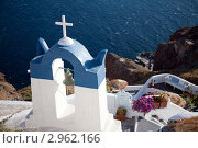 Купить «Греция, часовня», фото № 2962166, снято 20 мая 2019 г. (c) Гараев Александр / Фотобанк Лори