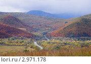 Горная страна Сихоте-Алинь. Стоковое фото, фотограф Олег Рубик / Фотобанк Лори