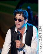 Купить «Григорий Лепс. Концерт», эксклюзивное фото № 2971234, снято 12 ноября 2011 г. (c) Татьяна Белова / Фотобанк Лори