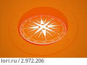Купить «Компас», иллюстрация № 2972206 (c) Андрей Соколов / Фотобанк Лори