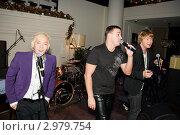 Купить «Группа Иванушки International», фото № 2979754, снято 20 ноября 2011 г. (c) Михаил Ворожцов / Фотобанк Лори