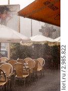 Валенсия. Дождливый день (2009 год). Редакционное фото, фотограф Svetlana Yudina / Фотобанк Лори