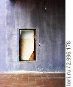 Необычный дверной проём. Стоковое фото, фотограф Олег Столяров / Фотобанк Лори
