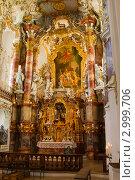 Алтарь Weiskirche (2011 год). Стоковое фото, фотограф Виталий Куценко / Фотобанк Лори