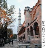 Купить «Стамбул. Мечеть Сулеймание», фото № 3025970, снято 2 ноября 2011 г. (c) Екатерина Шелыганова / Фотобанк Лори