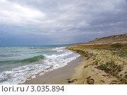 Купить «Каспийское море», фото № 3035894, снято 7 мая 2008 г. (c) Охотникова Екатерина *Фототуристы* / Фотобанк Лори