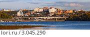 Купить «Мост через реку Белую в Уфе», фото № 3045290, снято 20 сентября 2011 г. (c) Рамиль Юсупов / Фотобанк Лори